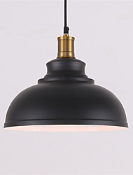 cheap -1-Lights Pendant Light Vintage Industrial Pendant light Country Style Mini Chandelier for Bars