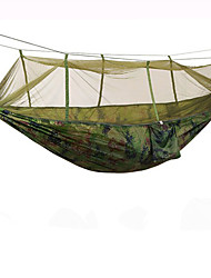cheap -Hammock Outdoor Breathability Nylon Camping / Hiking Camping All Seasons