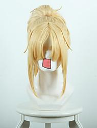 preiswerte -Cosplay Perücken Cosplay Cosplay Anime Cosplay Perücken 40cm CM Hitzebeständige Faser Herrn Damen