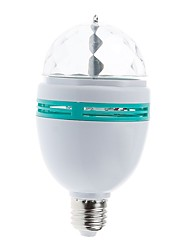 3W E27 LED Smart Bulbs 3 Integrate LED 295 lm Dual Light Source Color 3000/6000 K Decorative AC 220 V