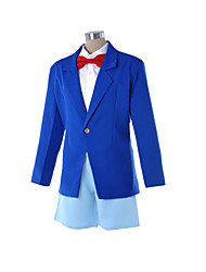 cheap -Coat Blouse/Shirt Pants Cosplay Costume More Accessories Outfits Movie Cosplay Blue Cravat Coat Shirt Pants Halloween Children's Day