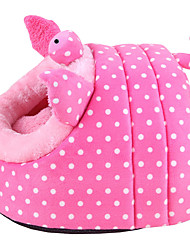Недорогие -Собака Кровати Животные Коврики и подушки Для домашних животных