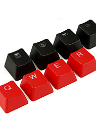 Ducky Translucent ABS Keycap Set for Mechanical Keyboard Top Printed