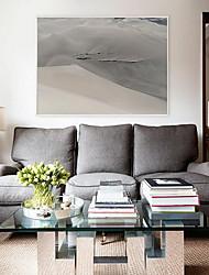 abordables -Abstrait Peinture à l'huile encadrée Art mural,Polystyrène Matériel Avec Cadre For Décoration d'intérieur Cadre ArtSalle de séjour Salle