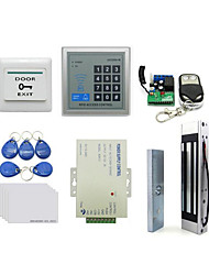 cheap -AD2000-M Company Installed Credit Card Access Control Card System Password Access Control System ID Card 125KHZ