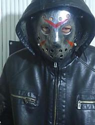 Новый Джейсон против пятницы 13-й ужасный хоккей косплей костюм Хэллоуин убийца маска