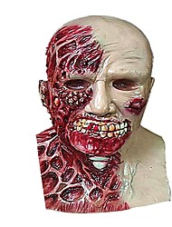 cheap -Zombie Monster Cosplay Masquerade Halloween Props Unisex Halloween Carnival Festival / Holiday Halloween Costumes Vintage