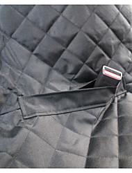 Недорогие -Собака Чехол для сидения автомобиля холст Животные Корзины Черный