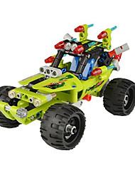 Kit fai-da-te Costruzioni Gioco educativo Macchinina giocattolo Veicoli a molla Macchine giocattolo Giocattoli Pezzi Bambini Per bambini