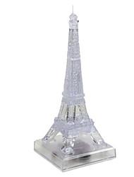 abordables -Puzzles 3D Puzzle Puzzles de Cristal Juguetes Perros Torre Caballo Arquitectura Oso 3D Plásticos Unisex Piezas