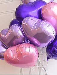 abordables -Ballon Papier d'Aluminium / Matériel mixte Décorations de Mariage Mariage / Anniversaire / Naissance Thème classique Toutes les Saisons