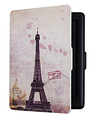 cheap -Case For Full Body Cases Tablet Cases Solid Color Hard PU Leather for