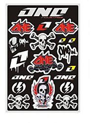 Universal Motorcycle Dirt Pit Bike Bicycle Car Decal Graphic Cover Stickers