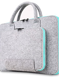 cheap -Wool Felt Computer Bag Laptop Bag Blanket Liner Bag for 13 inch Laptop