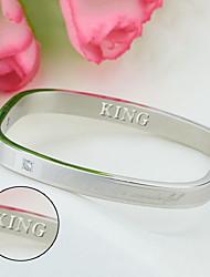 cheap -Titanium titanium bracelet ladies rose gold bracelet lovers creative new jewelry lovers