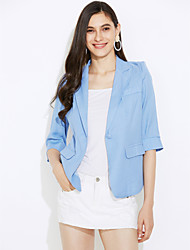cheap -Women's Casual/Daily Casual Spring Fall Suit