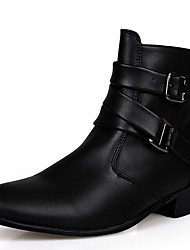 Men Genuine Leather Boots
