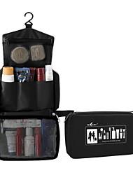 economico -1 set portatile impermeabile portatile trucchi custodia da viaggio di stoccaggio