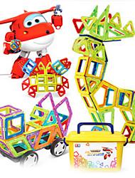 economico -Costruzioni Mattoncini magnetici Costruzioni con magneti Giocattoli altro Ferro battuto Per bambini Pezzi