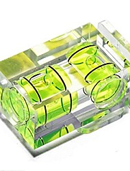 2 Axis Hot Shoe Bubble Spirit Level