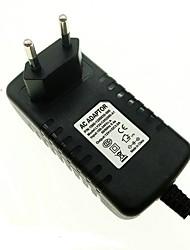 Adaptador dc12v adaptadores de iluminação ac100-240v para fora coloque a fonte de alimentação dc12v 3a para a tira led