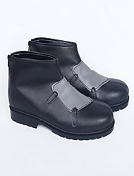 Cosplay Shoes Cosplay Boots Cosplay Cosplay Anime Cosplay Shoes Leather PU Leather/Polyurethane Leather PU Leather Unisex Adults'