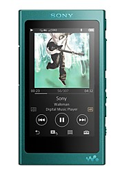 SONY NW-A36HN Hifi MP3 Music Player Lossless Support Bluetooth With Headphones Extensible 128GB