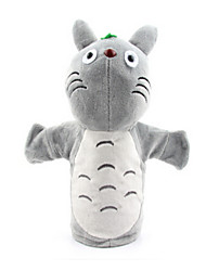 Недорогие -Пальцевые куклы Утка Кошка Лошадь Лев Овечья шерсть Зебра Обезьяна Животные Милый Хлопковая ткань Взрослые Подарок