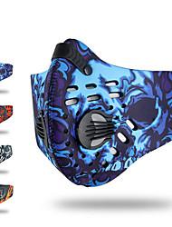 XINTOWN Non spécifié Unisexe Toutes les Saisons Masque de protection contre la pollutionPare-vent Doublure Polaire Respirable Limite les