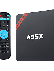 abordables -Android6.0 Box TV Amlogic S905X 1GB RAM 8GB ROM Quad Core
