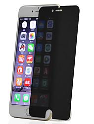 Vidro Temperado À prova de explosão Resistente a Riscos Privacidade Anti Espionagem Protetor de Tela Frontal Apple