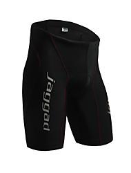 cheap -Jaggad Cycling Padded Shorts Men's Bike Padded Shorts/Chamois Bottoms Bike Wear Cycling Solid Road Cycling Recreational Cycling Cycling /