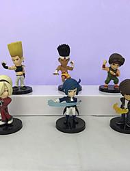 Figure Anime Azione Ispirato da The King Of Fighters Cosplay PVC CM Giocattoli di modello Bambola giocattolo