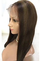 Best Selling Peruvian Hair  Silky Straight Full Lace  Wig Human Hair  Full Lace  Wig For Woman