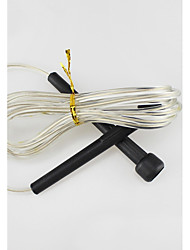 cheap -Jump Rope/Skipping Rope Exercise & Fitness Jumping Durable Help to lose weight Plastics PVC Spring steel wire -