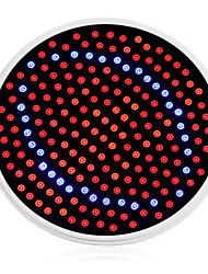 cheap -E26/E27 LED Grow Lights 200 leds 1500lm Red Blue AC 85-265 High Quality