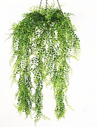 baratos -Flores artificiais 1 Ramo Pastoril Estilo Fruta Guirlandas & Flor de Parede