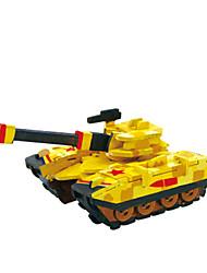 abordables -Puzzles 3D Puzzle Tank Articles d'ameublement A Faire Soi-Même En bois Bois Classique Enfant Cadeau