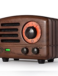 MAO KING MW-2 Radio portable Radio FM Enceinte interne Café