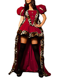 cheap -Ancient Babylon Queen Red Gown Women's Costume