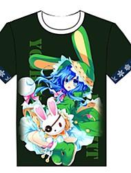 Inspiriert von Liebesleben Cosplay Anime Cosplay Kostüme Cosplay-T-Shirt Karton Kurzarm Top Für Unisex