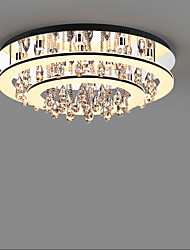cheap -Led lamp contracted and contemporary crystal absorb dome light round the sitting room advocate bedroom marriage room lights sitting room lamps and lan