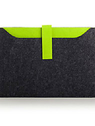 15 Inches Computer Liner Package Laptop Wool Felt Protective Cover