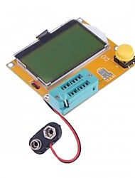 economico -retroilluminazione lcd esr meter lcr led transistor tester diodo triodo capacitivo diagnostico-strumento