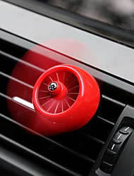 Automobile aria uscita griglia profumo potere oceano automotive purificatore d'aria