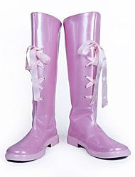 Cosplay Schuhe Cosplay Stiefel Wacht Cosplay Anime Cosplay Schuhe PU - Leder/Polyurethan Leder Kunstleder PU Leder Unisex Erwachsene