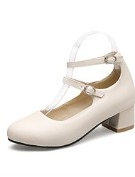 cheap -Women's Flats Novelty Gladiator Ankle Strap Flower Girl Shoes Tiny Heels for Teens Light Soles Formal Shoes Comfort Ballerina Spring Fall