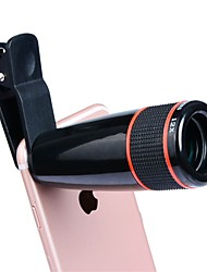 cheap -10X Macro 0.65X Wide Angle Camera Lens Camera Kit for Smartphone Xiaomi HUAWEI Samsung iPhone