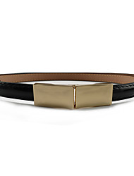 cheap -Women's Alloy Others Wide BeltMetallic Dress Belt Solid Sexy Fashion