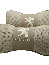 Automobil Kopfstützen Für Peugeot Kopfstützen fürs Auto Leder